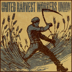 harvest workers