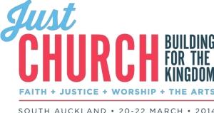 Just Church 14 logo