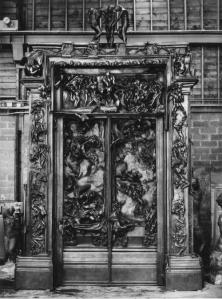 rodin gates of hell