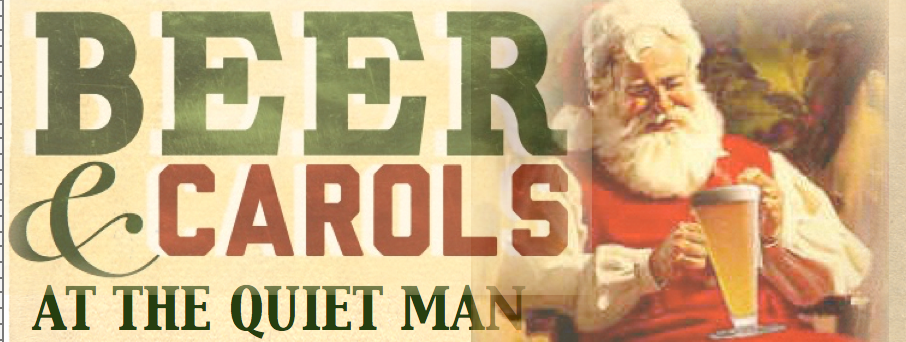 Beer And Carols 2015 Monday December 21