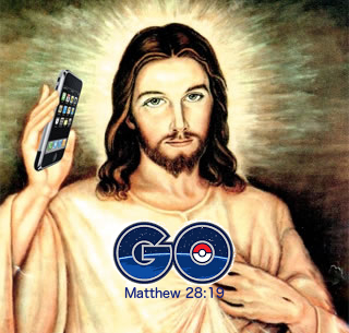 jesus pokemon go