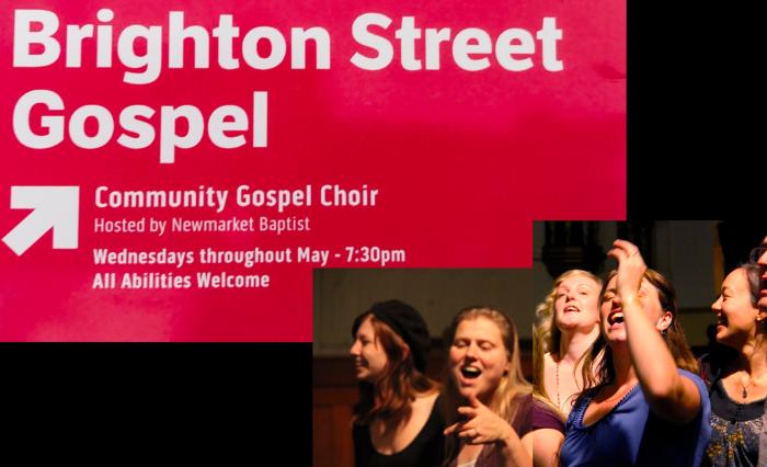 Gospel Brighton Street